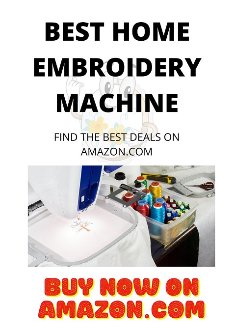 BEST EMBROIDERY MACHINE FOR HOME BUSINESS