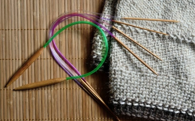 Fixing Mistakes In Circular Knitting