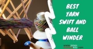 BEST YARN SWIFT AND BALL WINDER
