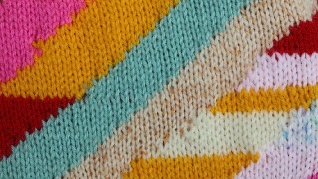 Blocking In Knitting