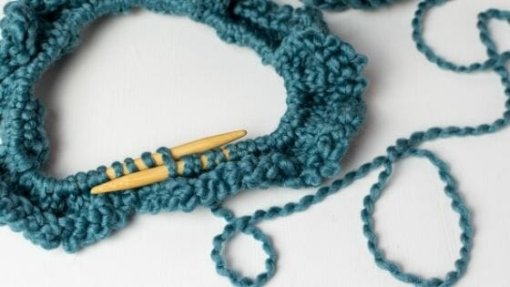 How To Knit With Circular Needles