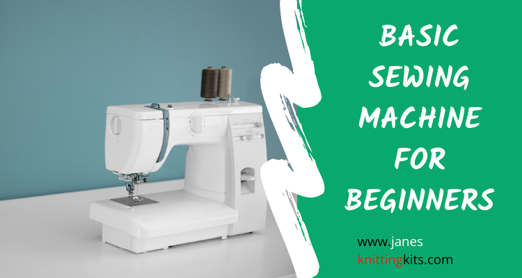 best basic sewing machine for beginners in Canada