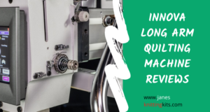 INNOVA LONG ARM QUILTING MACHINE REVIEWS