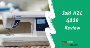 Juki HZL G220 Review