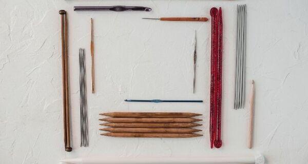 Tunisian Crochet Hook Materials