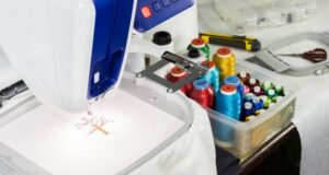 Best Embroidery Machine UK