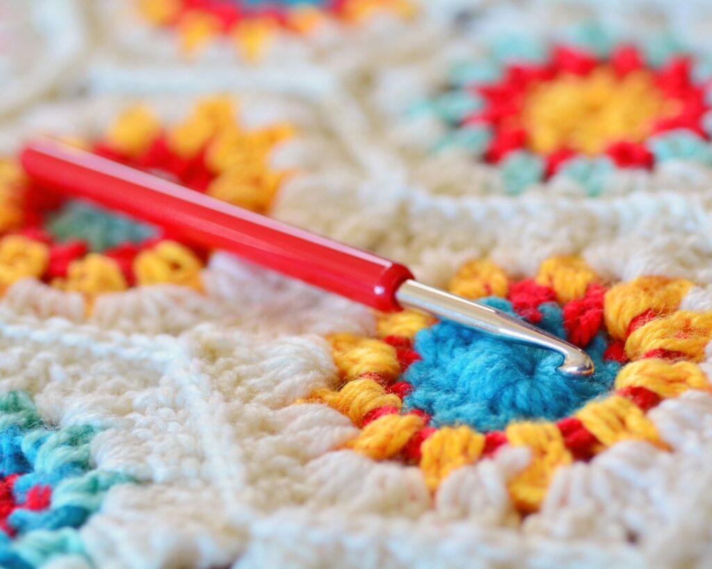 Choosing Ergonomic Crochet Hooks