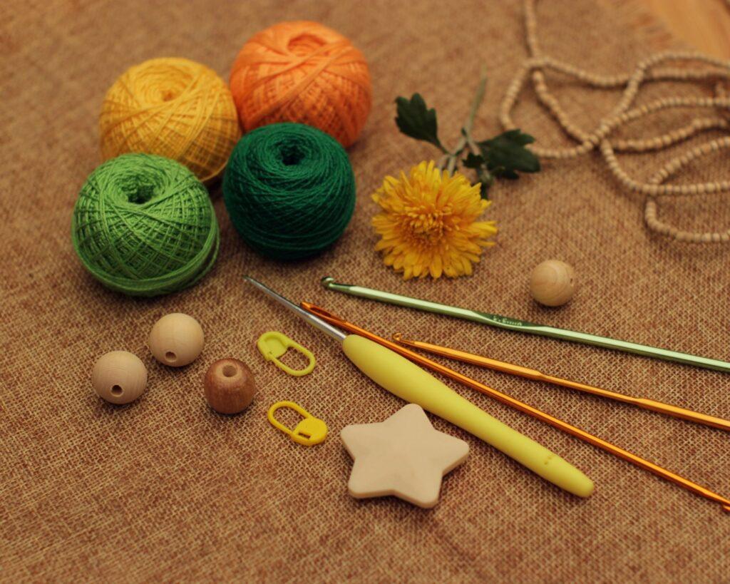 Ergonomic Crochet Hook Material
