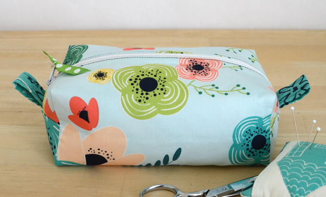 finished pouch bag
