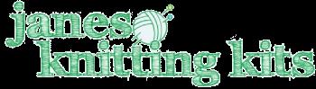 janes knitting kits logo