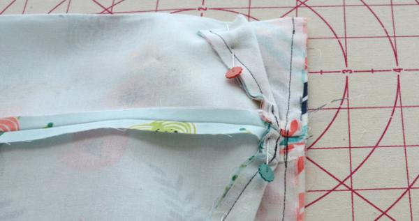 sew lining