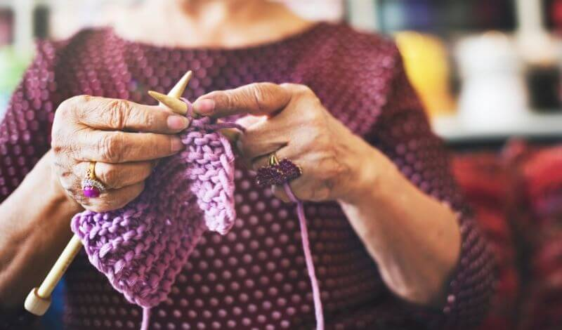 Fater Knitting