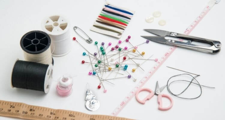 Supplies Needed To Teach A Child How To Sew