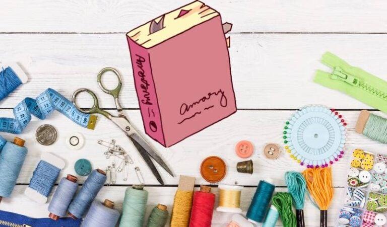 Advaned Sewing Books